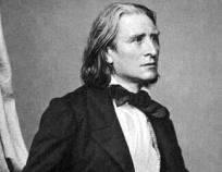 1811年伟大音乐家李斯特诞辰