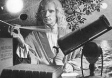 1727年牛顿逝世