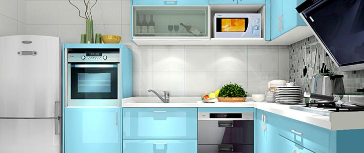新实用主义厨房橱柜