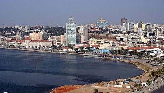 安哥拉首都罗安达