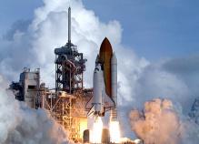 1988年苏联首次发射航天飞机