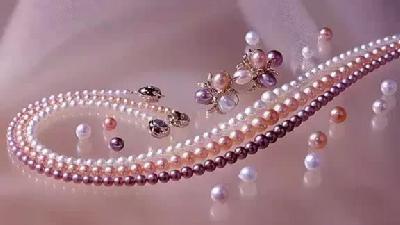 珍珠 王一后/珍珠和合浦生态珍珠是一种有机宝石,自古以来一直被人们视做...